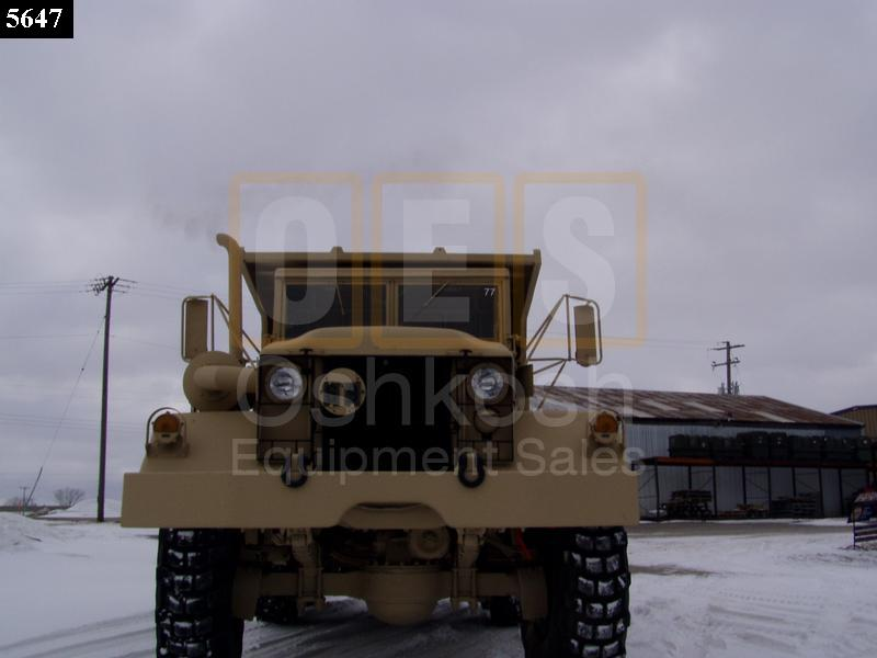 M51-A2 5-Ton 6X6 Military Dump (D-300-94) - New Replacement