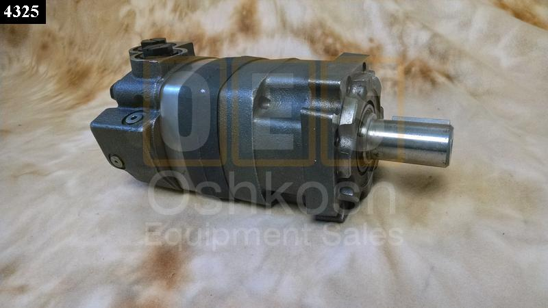 Front Winch Hydraulic Motor - New Replacement