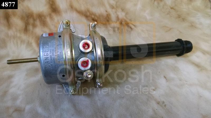 Rear spring air brake chamber assembly oshkosh equipment