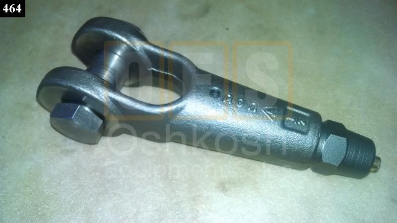 Front Winch (2.5 ton) and Wrecker (5 ton) Boom Cable Clevis Socket ...
