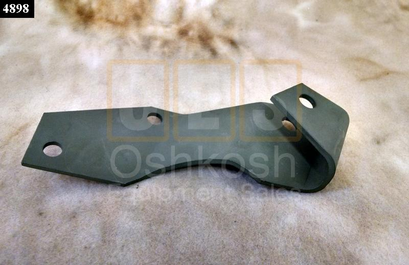 Pto Cables And Levers : Pto winch control lever bracket oshkosh equipment