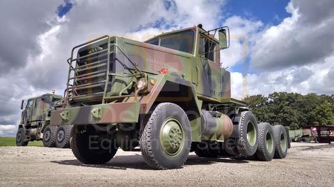 M920 (TR-500-64) 8x6 20 Ton Military Tractor Truck