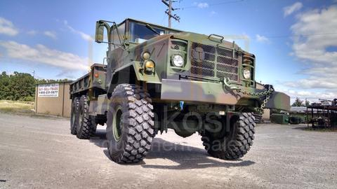 M925 6X6 Cargo Truck with Winch (C-200-83)