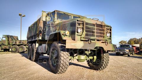 M923A2 6X6 Military Cargo Truck (C-200-99)