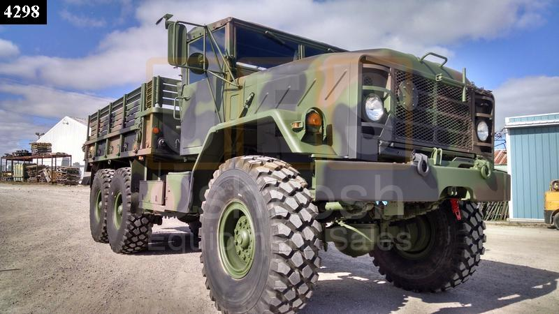 m923 6x6 military 5 ton cargo truck for sale c 200 91 oshkosh equipment. Black Bedroom Furniture Sets. Home Design Ideas