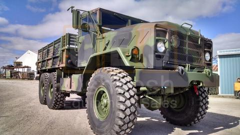 M923 6x6 Military 5 Ton Cargo Truck for sale (C-200-91)