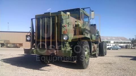 M911 22.5 Ton 8x6 Military Heavy Haul Tractor (TR-500-53)