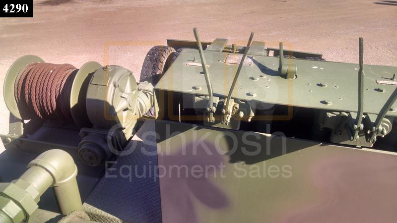 M911 22.5 Ton 8x6 Military Heavy Haul Tractor (TR-500-53) - Rebuilt/Reconditioned