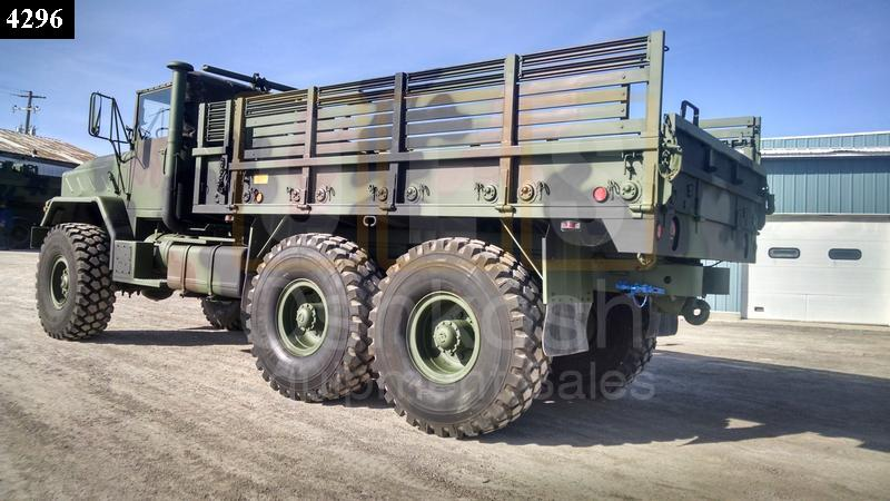 m923 6x6 military 5 ton cargo truck for sale c 200 93 oshkosh equipment. Black Bedroom Furniture Sets. Home Design Ideas