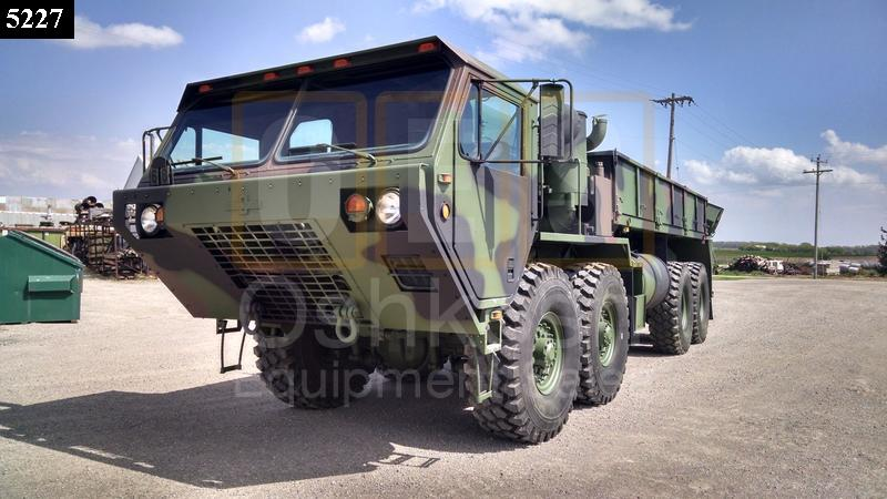 M985 With Winch Oshkosh Corp HEMTT (C-200-104) - Rebuilt/Reconditioned