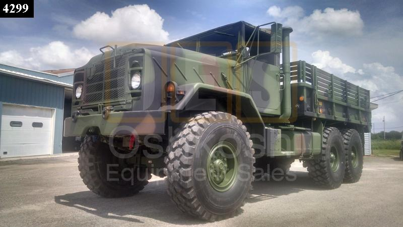 M923 6X6 Military 5 Ton Cargo Truck for sale (C-200-88 ...