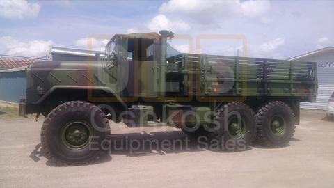 M923  6X6 Military 5 Ton Cargo Truck for sale (C-200-88)