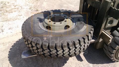 Wheels, Rims and Tires - Oshkosh Equipment