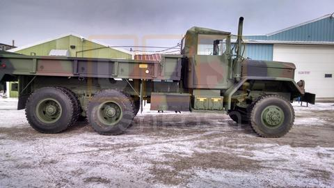 M813A1 6x6 5 Ton Military Cargo Truck for Sale (C-200-46)