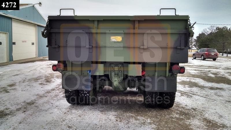 M813A1 6x6 5 Ton Military Cargo Truck for Sale (C-200-46) - New Replacement