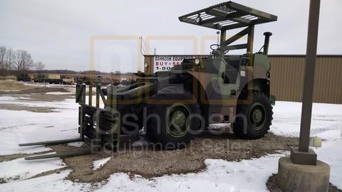 6K Rough Terrain Military Forklift (F-900-14)