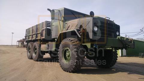 M925 6X6 Military 5 Ton Cargo Truck with Winch (C-200-84)