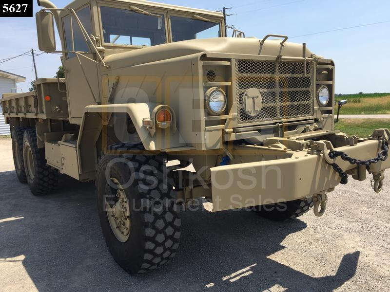 M925A2 W/ Winch (C-200-118) - Rebuilt/Reconditioned