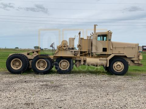 M911 22.5 Ton 8x6 Military Heavy Haul Tractor (TR-500-20)