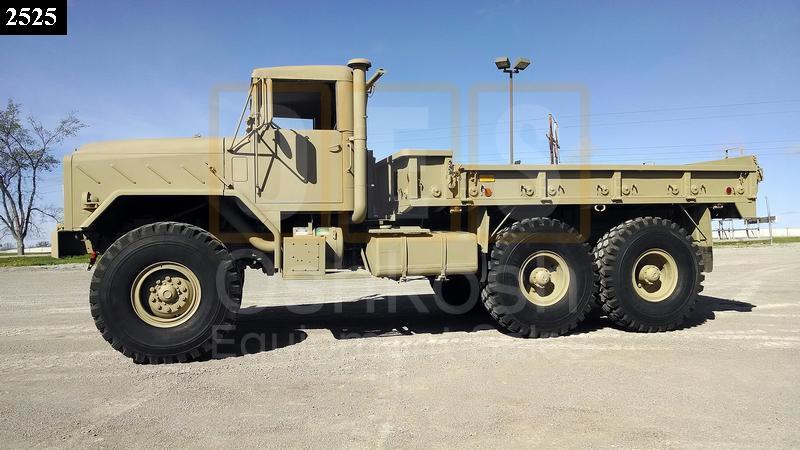 General At Tires >> M923 5 Ton 6x6 Military Cargo Truck (C-200-90) - Oshkosh Equipment