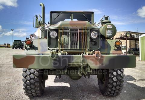 m813a1 w winch 6x6 5 ton military cargo truck for sale c 200 68 oshkosh equipment. Black Bedroom Furniture Sets. Home Design Ideas