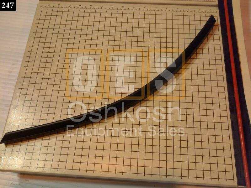 Window Frame Seal Driver Side Rear - New Replacement