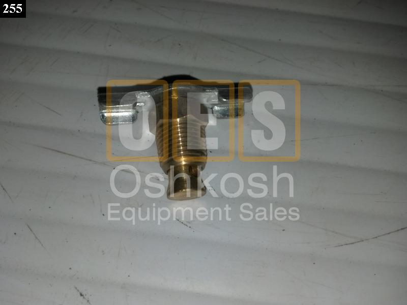 Fuel / Coolant / water Drain Petcock Valve (1/8