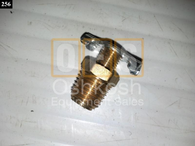 Fuel / Radiator Drain Petcock (1/4