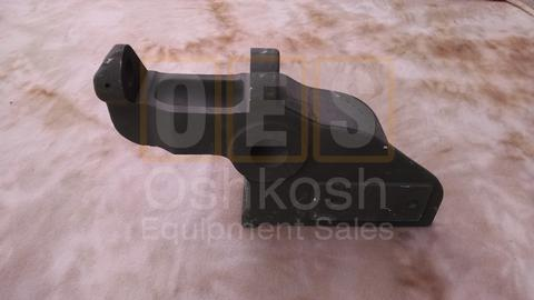 Front Winch Cable Guide Bracket RH