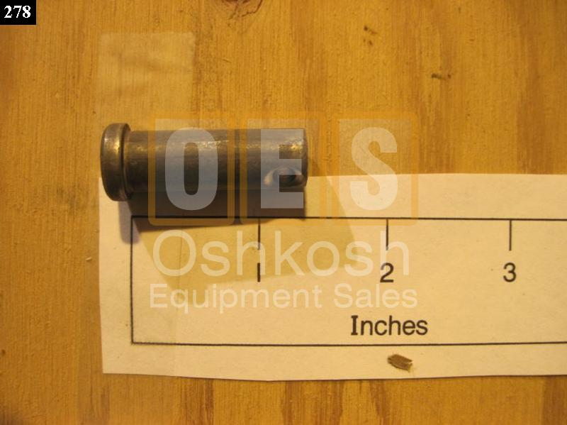 Linkage Pin for Clevis or Yoke (7/16