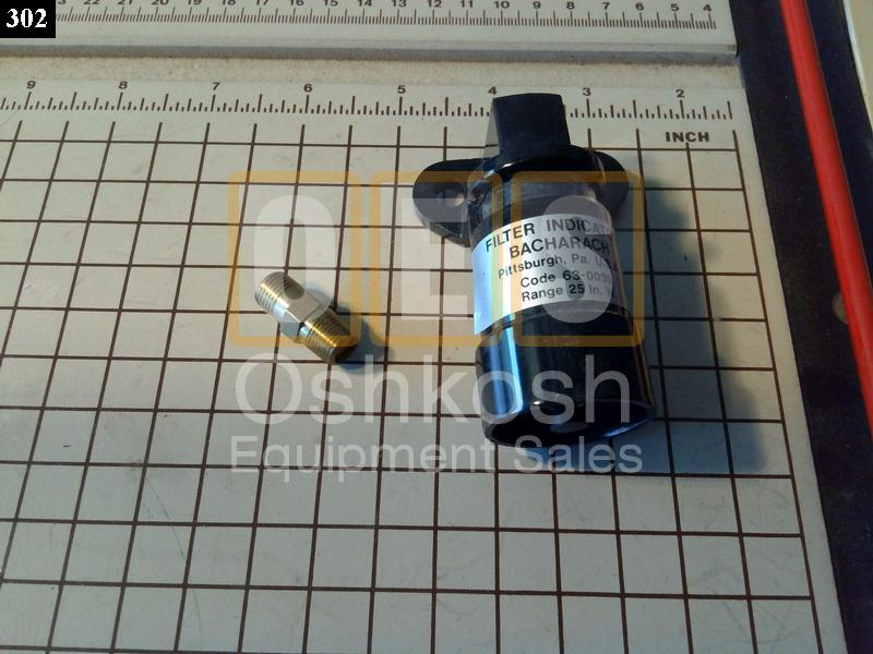 Air Filter Condition Indicator - New Replacement
