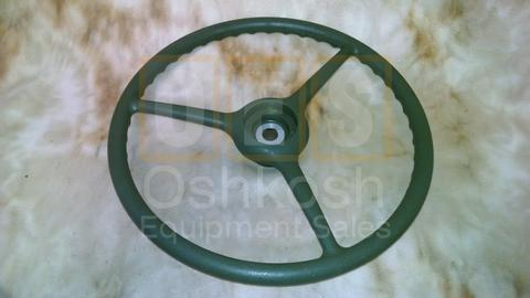 Steering Wheel for Military Vehicles (Green)
