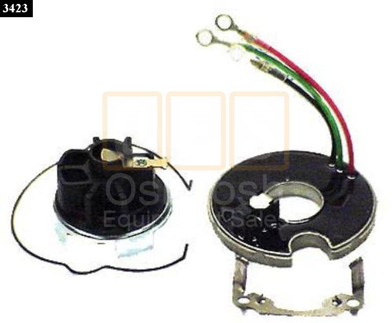 Solid State Ignition Kit - New Replacement