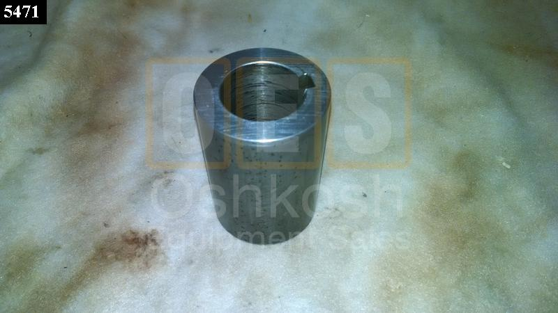 Wrecker Hydraulic Winch Hoist Motor Shaft Coupler Collar - Used Serviceable
