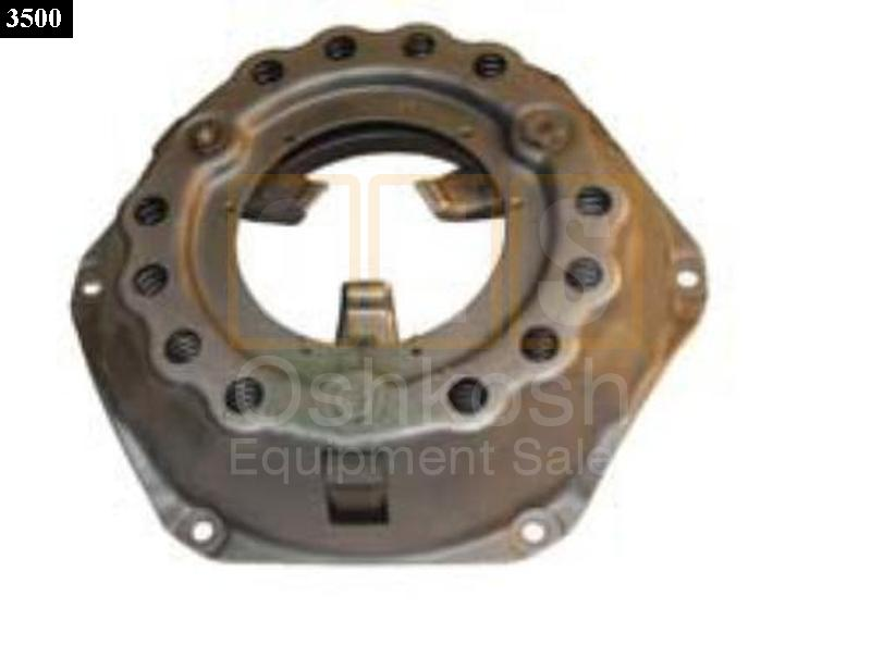 Clutch Cover Pressure Plate - New Replacement