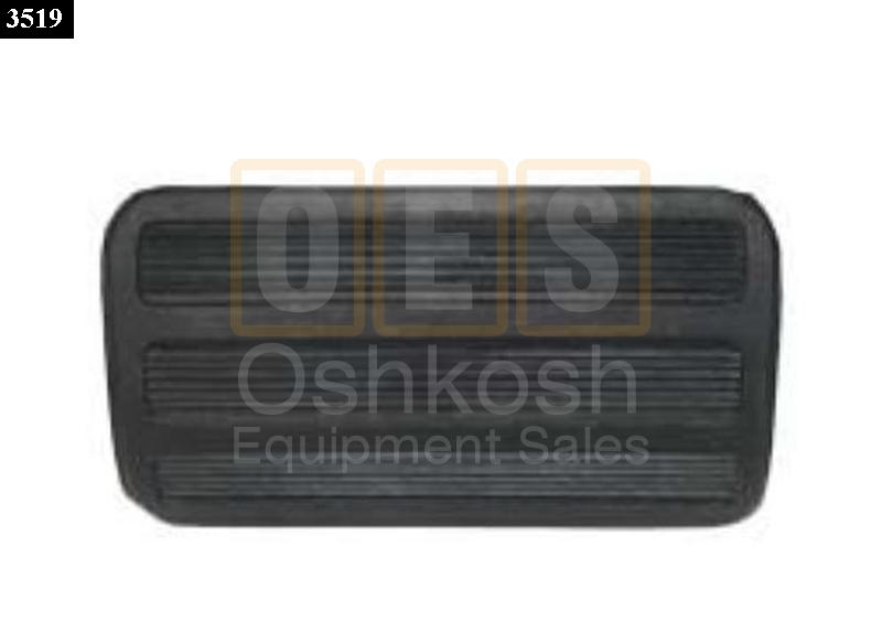 Pedal Rubber Pad - New Replacement