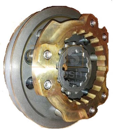 Transmission Synchronizer, 4th and 5th Gear
