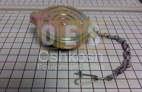 Radiator Cap with chain Lanyard