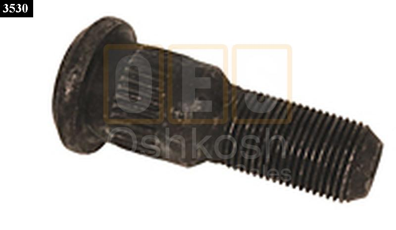 LH Wheel Stud (M44) - New Replacement