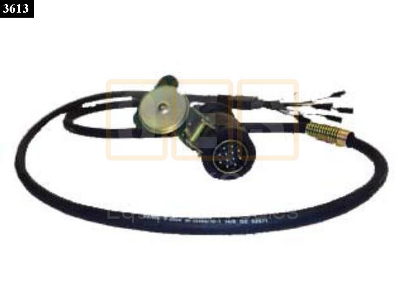 M101 Trailer Wiring Diagram : Trailer connector cable inch oshkosh equipment