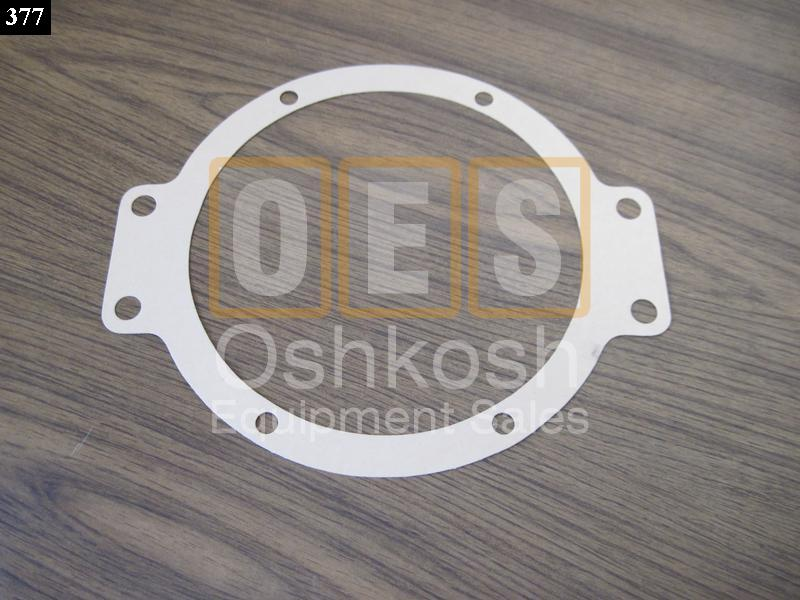 Front Winch and Wrecker Hoist Winch Side Cover Gasket - New Replacement