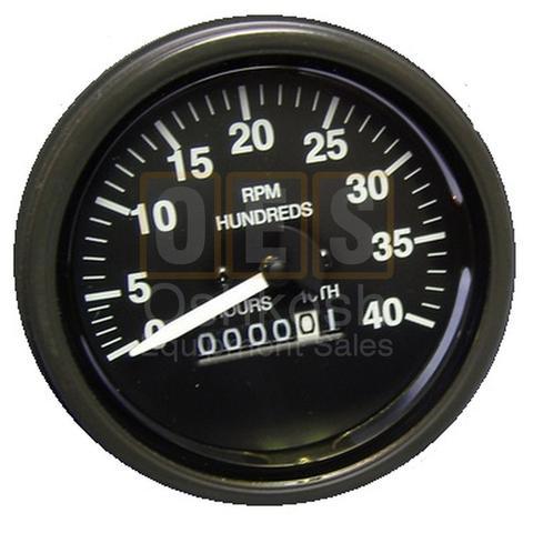 HMMWV Speedometer Jeep M151 M998 M35a2 M-Series 6680-00-933-3599 NOS