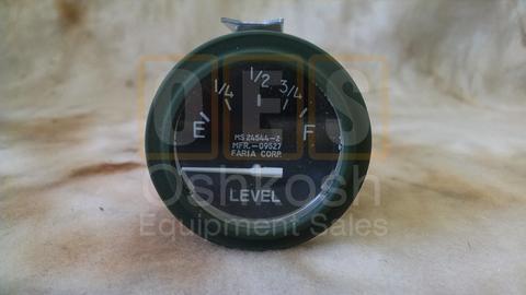 Fuel Level Indicator Gauge Meter (Gas Diesel)