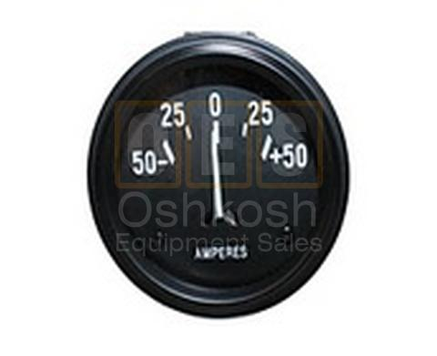 Ampere (AMP) Gauge for early CJ Jeeps and Willy's MB