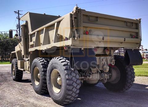 M929A2 5 Ton 6x6 Military Dump Truck (D-300-74)