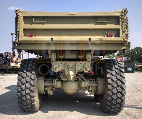 M929A1 5 Ton 6x6 Military Dump Truck (D-300-77)