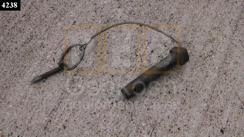 3/4 in. Pin for Medium Tow Bar Clevis - Used Serviceable