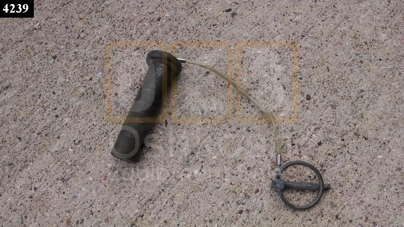1 in. Pin for Medium Duty Tow Bar Clevis - Used Serviceable