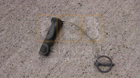 1 in. Pin for Medium Duty Tow Bar Clevis