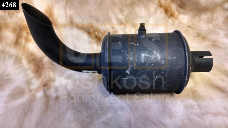 Truck Spark Arrestor : Miller muffler exhaust spark arrestor oshkosh equipment